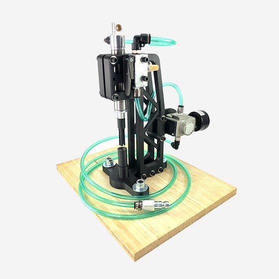 Pneumatic Coil Insertion Assembly Tool