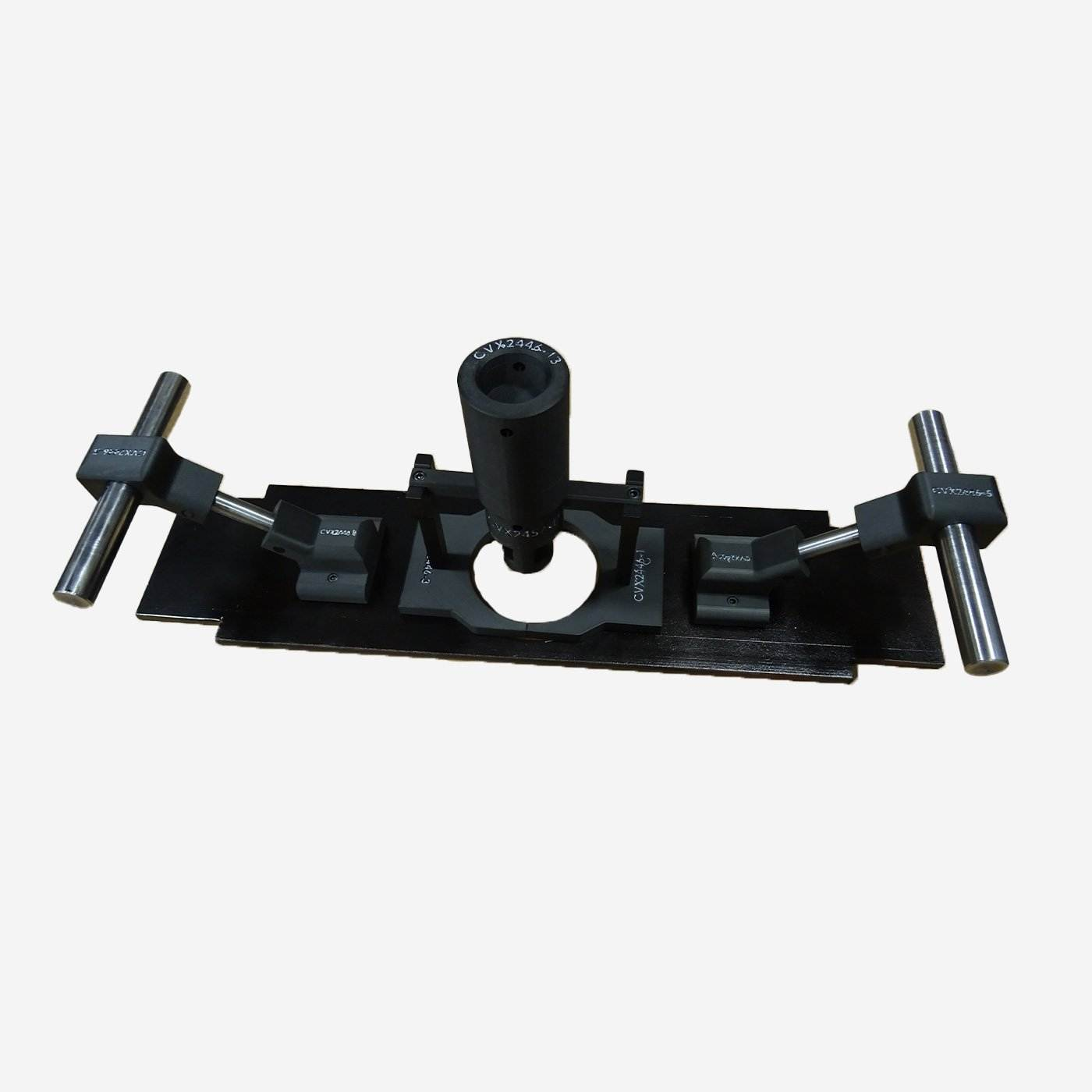 Electric Vehicle Suspension Assembly Tool