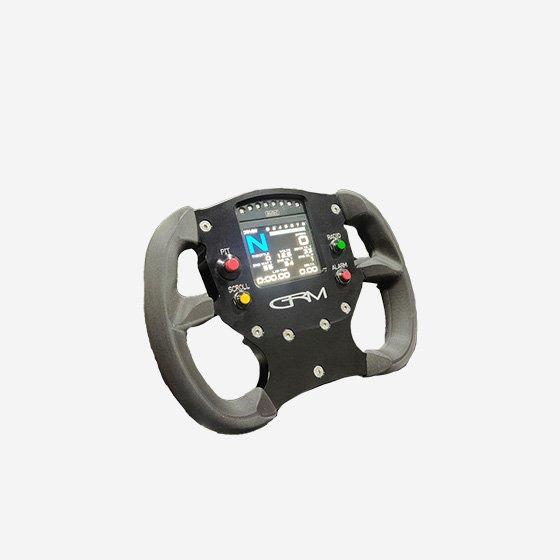 Race Car Steering Wheel Handles