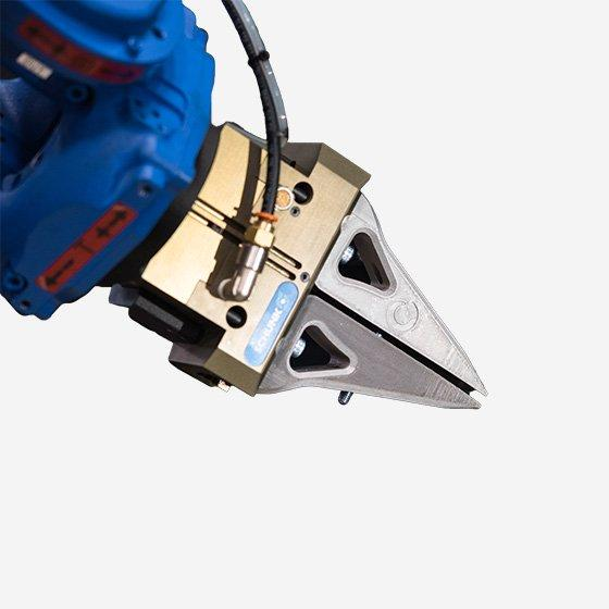 Sheet Metal Bending Robotic Gripper Jaws