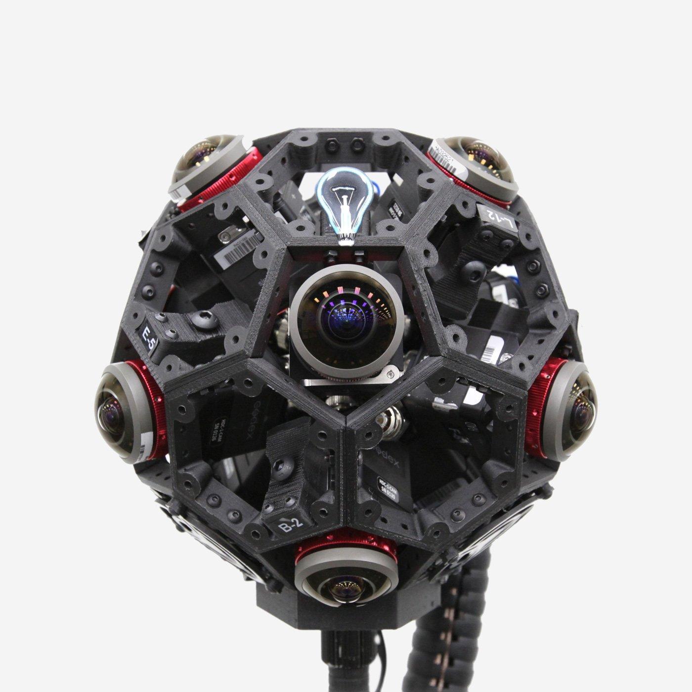 360 Camera Frame