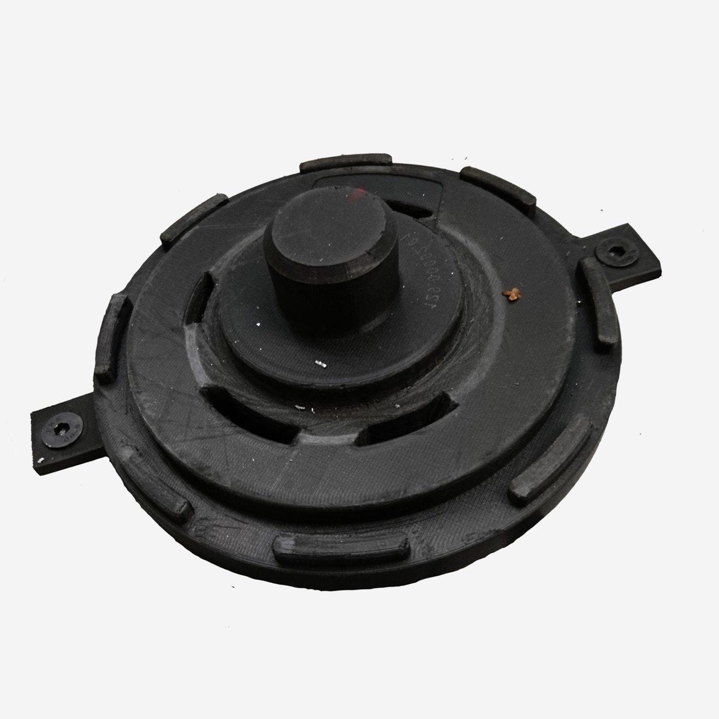 Fuel Injector Nozzle Fixture