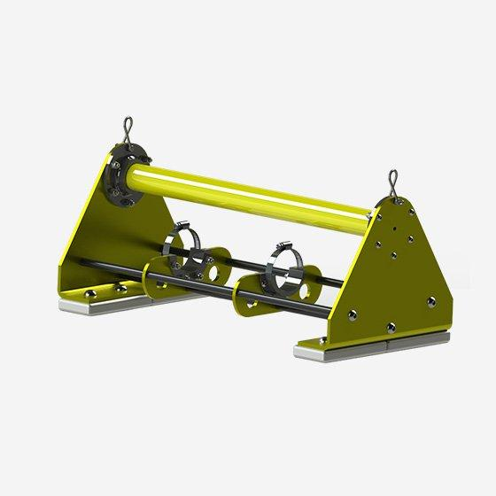 Ocean Instrument Cradle Bracket