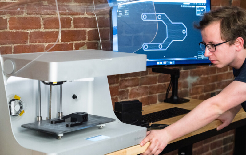 The Key Differences Between Hobbyist and Professional 3D Printers