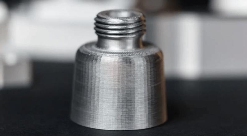 3D printed nozzle